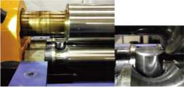 Taper attachment