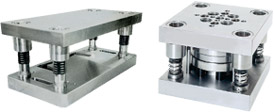 Usage examples (Precision die set / Thin metal plate punching die set)