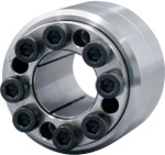 MJ - Rigid coupling (for high torque and rigidity)