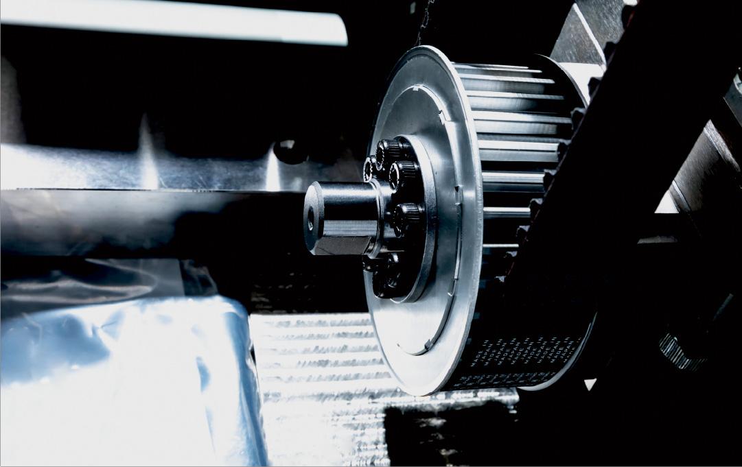 自社機械の精度への飽くなき追求が、高精度なメカロック開発のきっかけに。