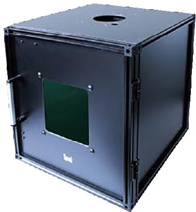 レーザーマーカー専用安全ボックス