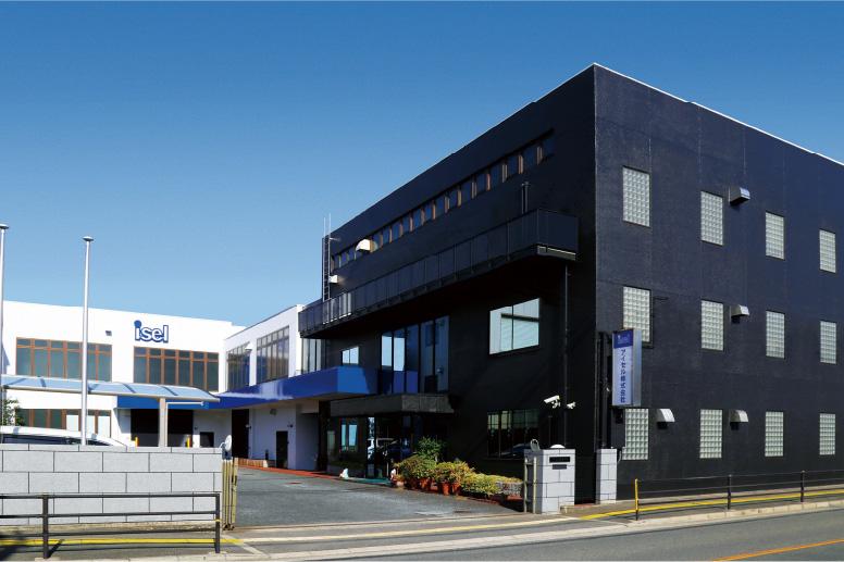 八尾本社工場