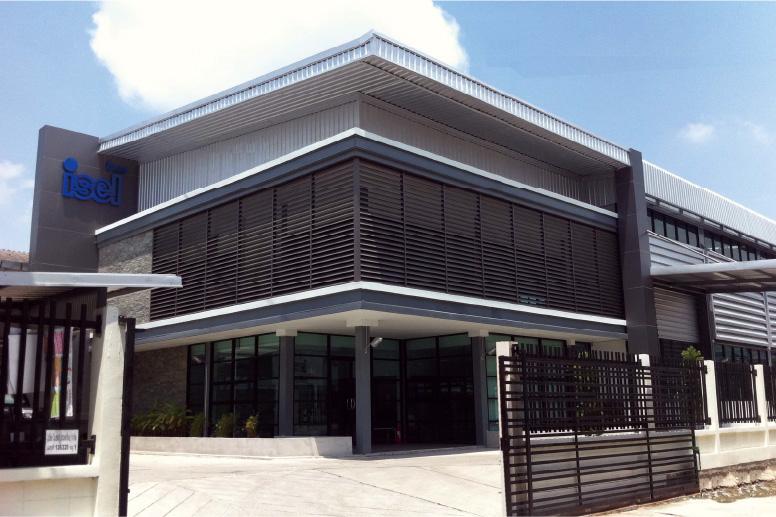 タイ:ISEL (THAILAND) CO., LTD.
